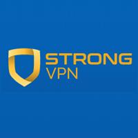 Strongvpn logo