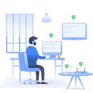 VPN Servis testi