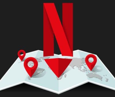 VPN ile Netflix Bölge/Ülke Değiştirme